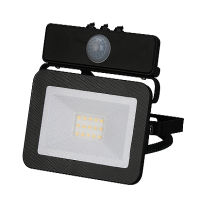 IP65 PIR 10W LED Floodlight